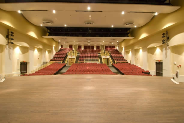 Roosevelt High School Auditorium Renovation
